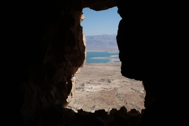 dead sea and masada with a private driver in israel