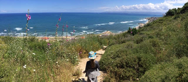 hike in haifa