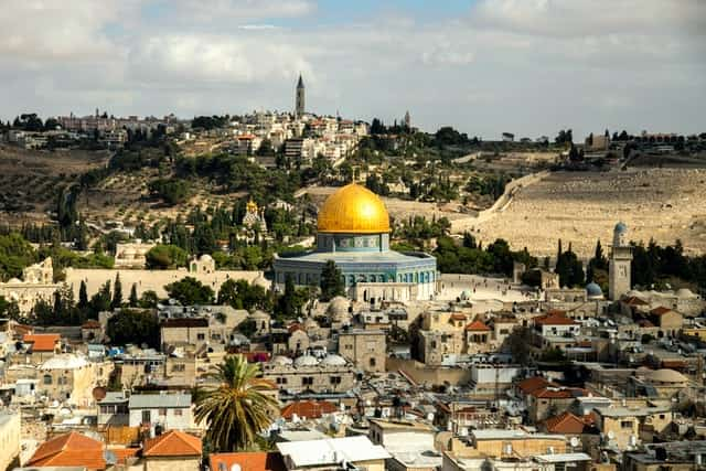 visit jerusalem with children in israel