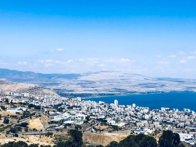 visit the north of israel with a private driver